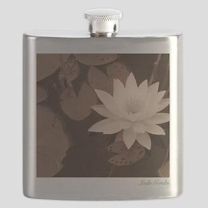 sepia Flask
