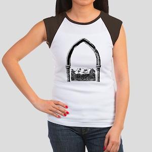 salem Women's Cap Sleeve T-Shirt