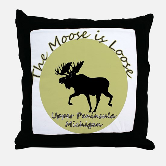 MisL1010 Throw Pillow