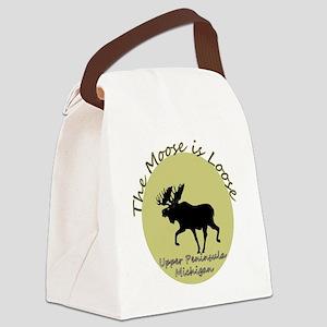 MisL1010 Canvas Lunch Bag