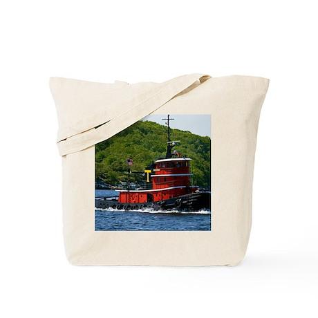 (14) sub tug Tote Bag