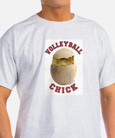 Volleyball Chick 2 T-Shirt
