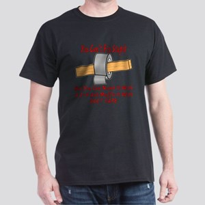 With 2x4 & Duct Tape Dark T-Shirt