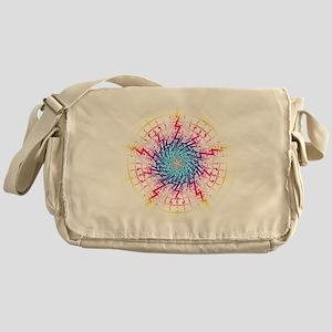 Cosmic Burst Messenger Bag