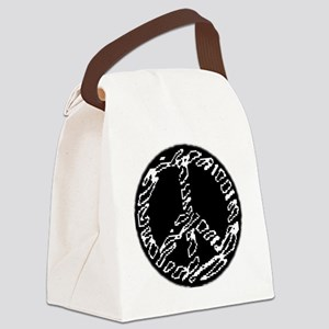 peace-1-3 Canvas Lunch Bag