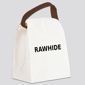 Rawhide Canvas Lunch Bag