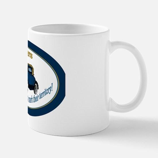 OldTimersOval Mug