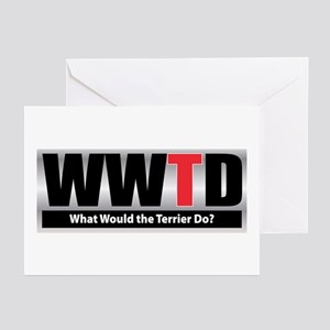 WWTD Greeting Cards (Pk of 10)