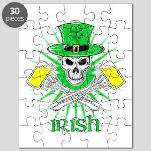irishskulltext Puzzle