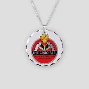Crucible_Logo_Round-b3 Necklace Circle Charm