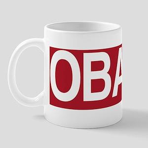 5-stop-obama Mug