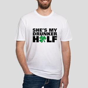 She's My Drunker Half Irish T-Shirt