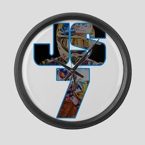 js7 Large Wall Clock