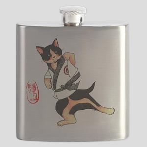 10x10_martialarts Flask