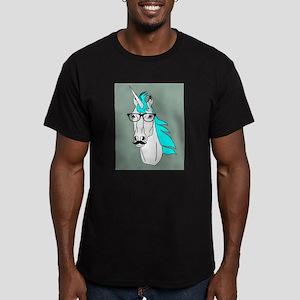 Hipster Unicorn Funny Humor Kawaii T-Shirt