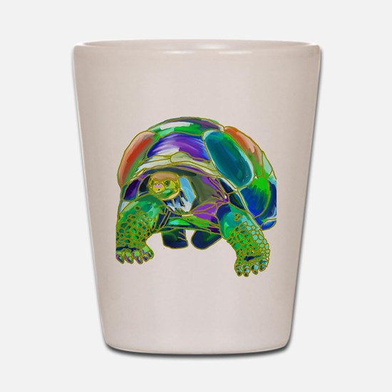 Tortoise1 Shot Glass