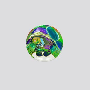 Tortoise1 Mini Button