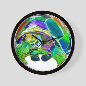 Tortoise1 Wall Clock