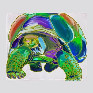 Tortoise1 Throw Blanket