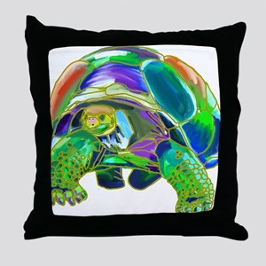 Tortoise1 Throw Pillow