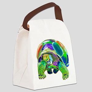 Tortoise1 Canvas Lunch Bag