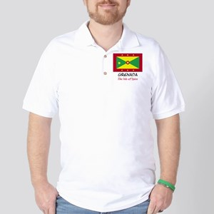 2-grenada Golf Shirt