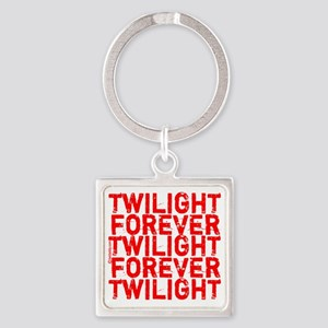twilight forever by twidaddy Square Keychain