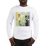 Ask Abe Long Sleeve T-Shirt