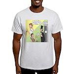 Ask Abe Light T-Shirt