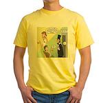 Ask Abe Yellow T-Shirt