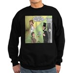Ask Abe Sweatshirt (dark)