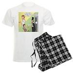 Ask Abe Men's Light Pajamas