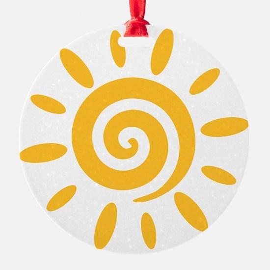 sun_2010_twist Ornament