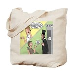 Ask Abe Tote Bag