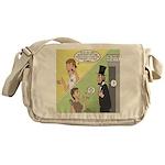Ask Abe Messenger Bag