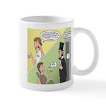 Ask Abe Mug