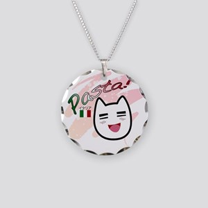 hetaliaitalypastashirt Necklace Circle Charm