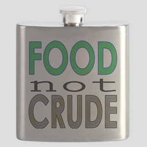 food-not-crude Flask