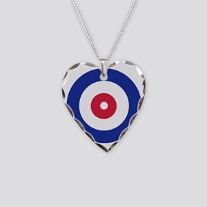 curling_circle Necklace Heart Charm