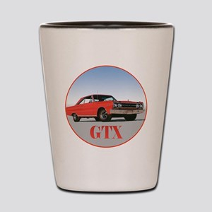67GTXRed-C3Trans Shot Glass
