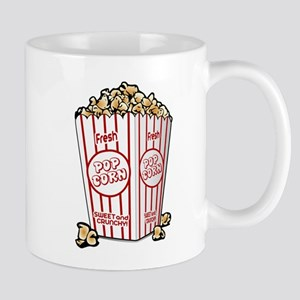 Movie Popcorn Mugs