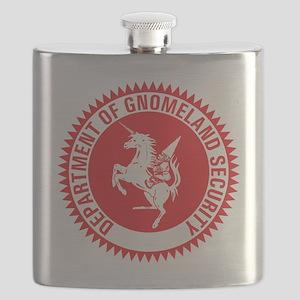 GNOMELAND SECURITY Flask