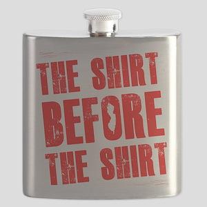 MTV Jersey Shore Shirt Flask