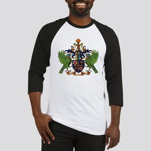 Coat_of_arms_of_saint_lucia Baseball Jersey