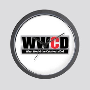 WWCD Wall Clock