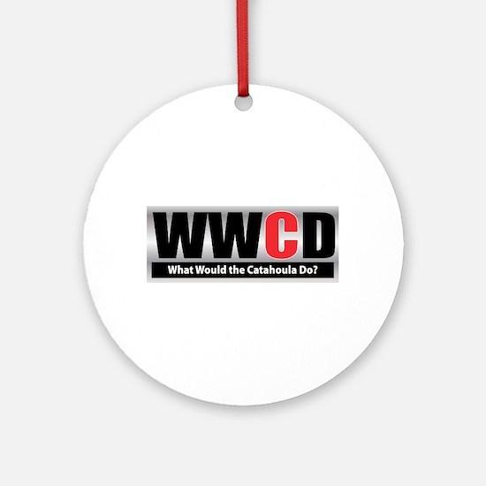 WWCD Ornament (Round)