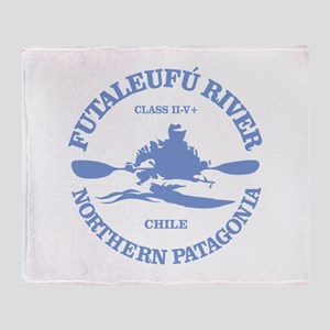 Futaleufu Throw Blanket