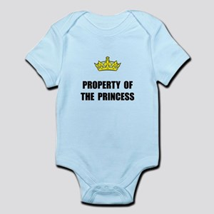 Property Of Princess Body Suit