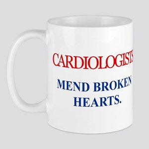 Cardiologists Mend Broken Hea Mug