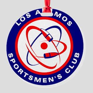 lasc-rgb Round Ornament
